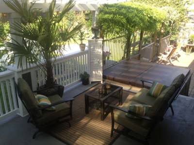 Residential Landscaping - outdoor living, Decks