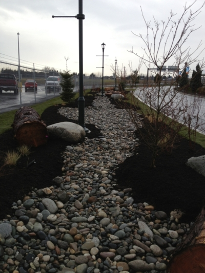 Abbotsford Airport - Erosion Control