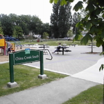 China Creek Park - Commercial landscaping