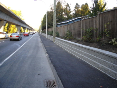 city of Burnaby - hardscape commercial landscaping