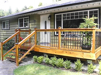Residential Landscaping - Decking
