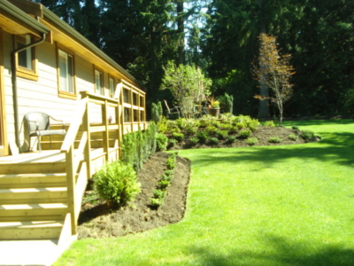 lawn & garden construction - residential landscaping