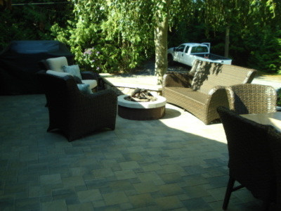 Residential Landscaping - Patio