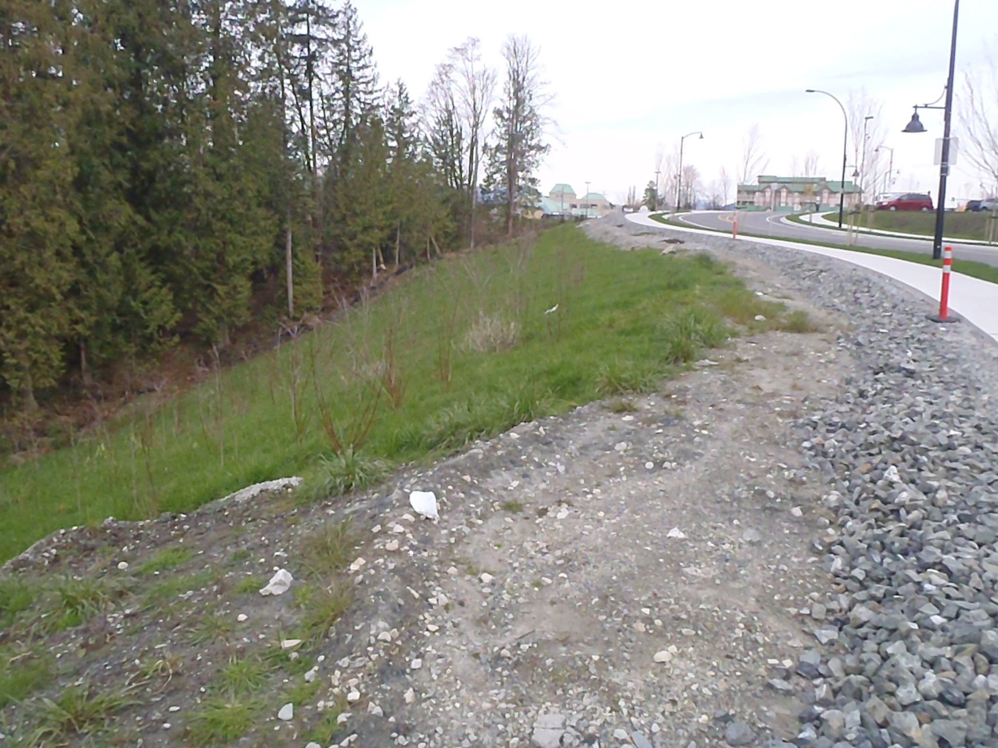 Erosion Control - commercial landscaping