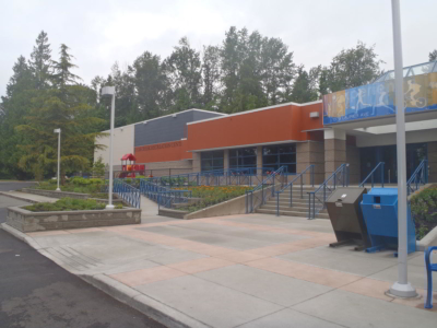 hyde creek rec center - commercial landscaping