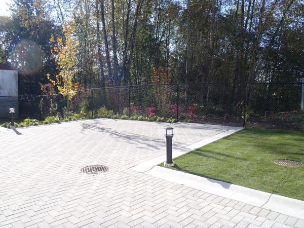 hardscape commercial landscaping