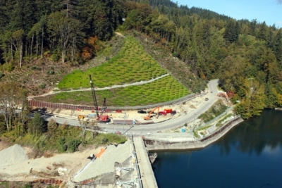 Erosion Control ruskin Dam - commercial landscaping