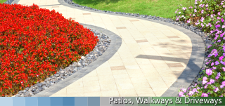 Patios, Walkways and Driveways Image