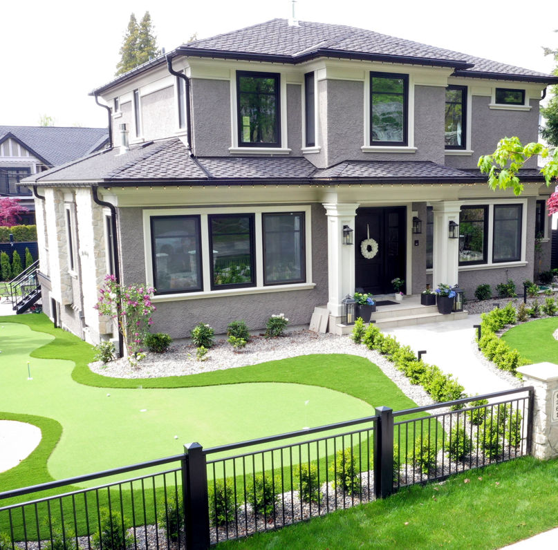 Residential Landscaping link to page